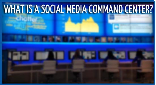 Social Media Center Social Media Command