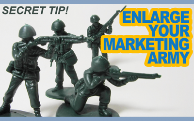 Enlarge your school's marketing army with this little secret