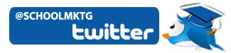Follow @schoolmktg on Twitter