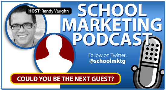 Christian & Private School Marketing Podcast - Next Guest?