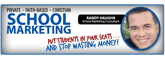 Randy Vaughn, Private School Marketing Consultant