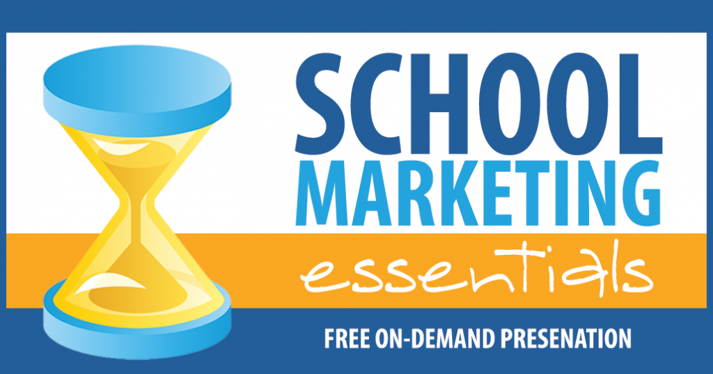 School Marketing Essentials - Presentation - Randy Vaughn