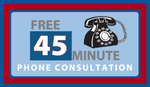 SPECIAL: 45 minutes of free marketing consultation over the phone!