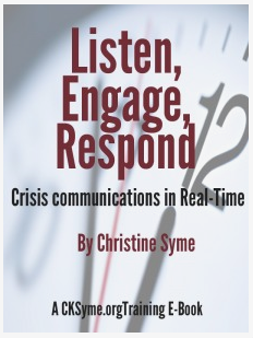 Get Chris Syme's book on your Kindle!