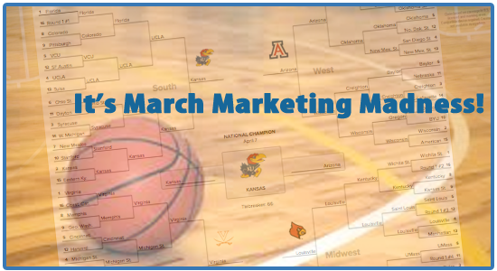 As March Madness begins, this is a great time for your Christian school to talk up COLLEGE