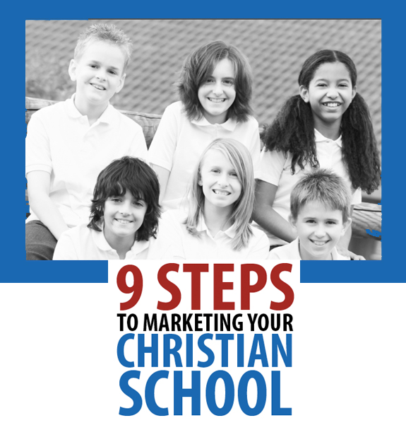 9 Steps to Marketing Your Christian
