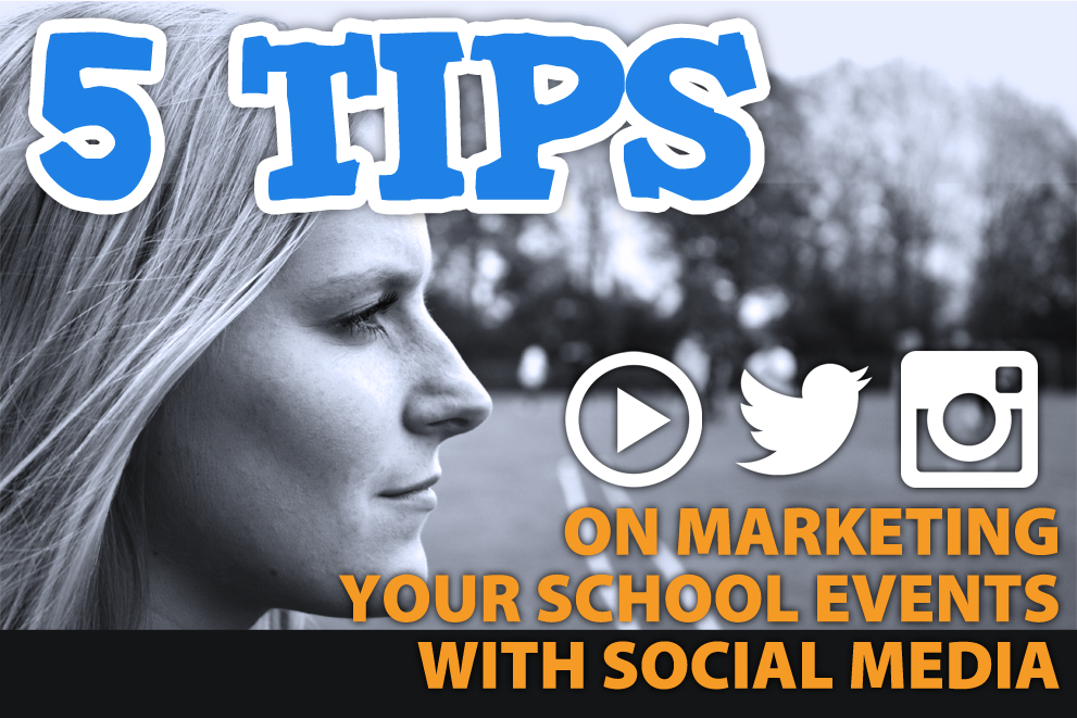 5 tips on marketing your Christian school events with social media