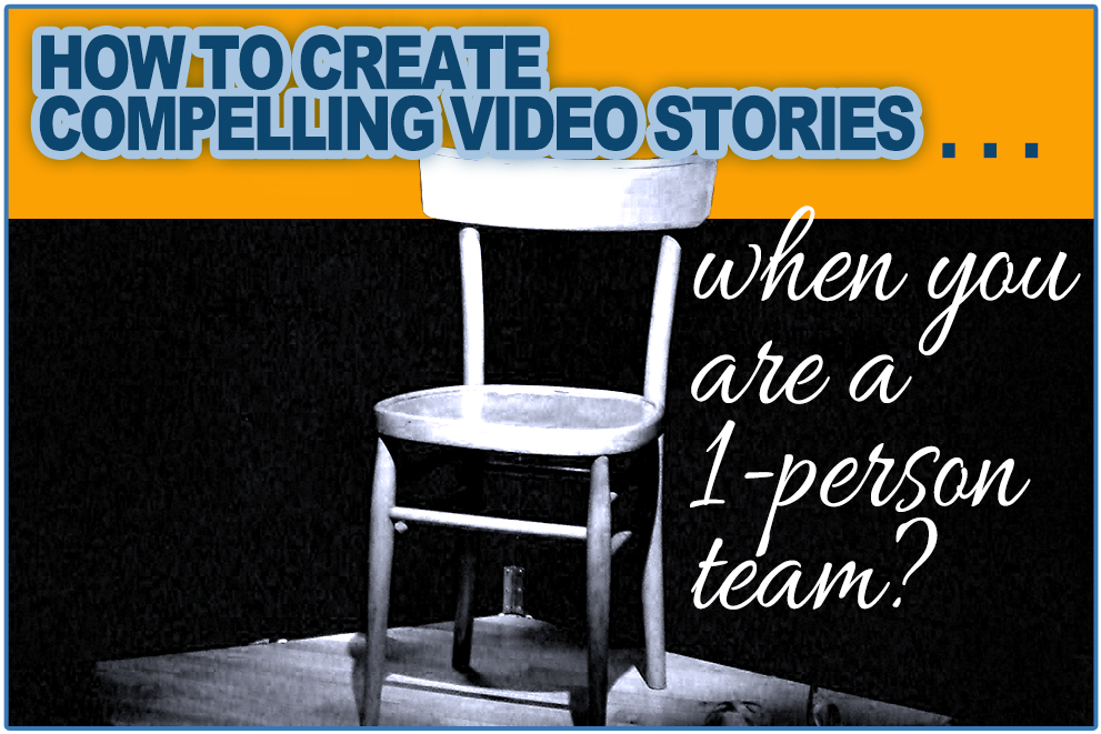 Christian School Marketing Idea: With a one-person marketing team, how do I create great video stories?
