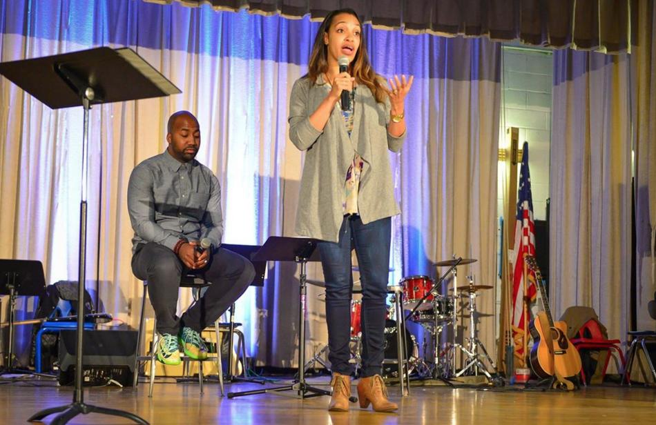 Jordan & Jessica Rice, Renaissance Church, Harlem: Grief, Suffering & Hope