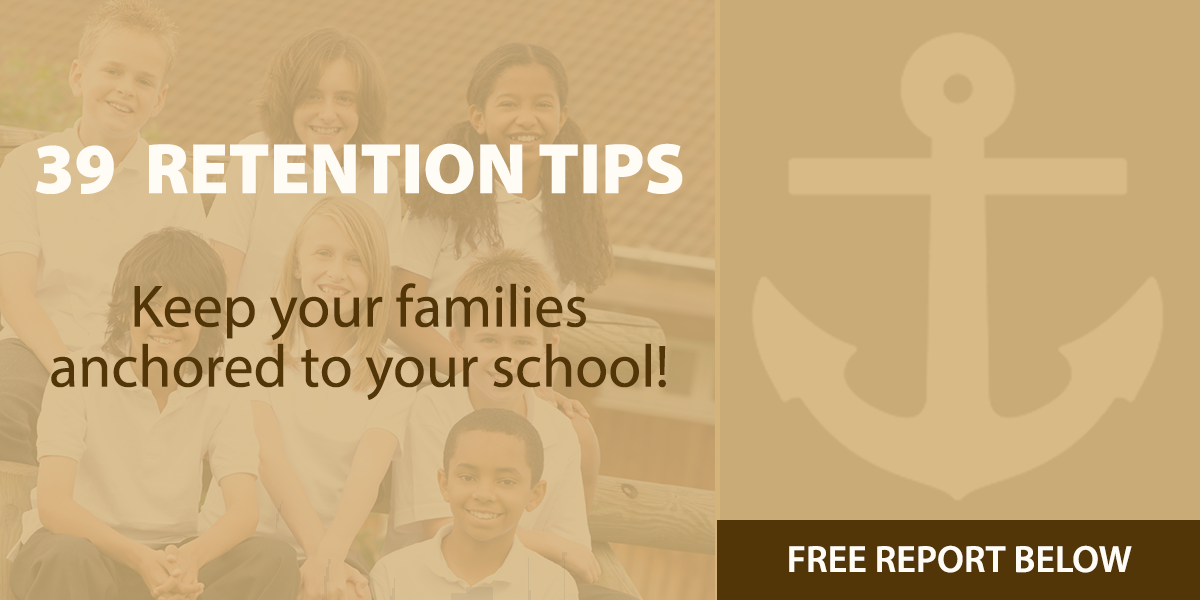 FREE REPORT: 39 Retention Tips