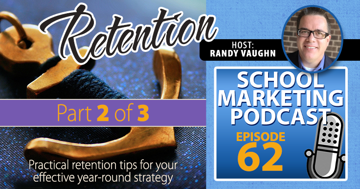 Retention, 2 of 3: Practical Tips (podcast #62)