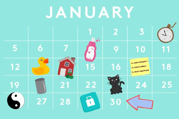 Happy New Year: 7 Content Suggestions for Your School in January