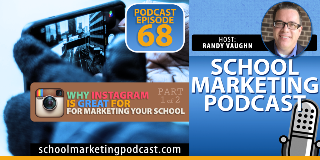 Why Instagram is a Great Marketing Tool - Part 1 of 2 (podcast #68)