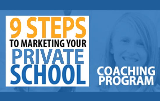 Private School Marketing Program - Randy Vaughn