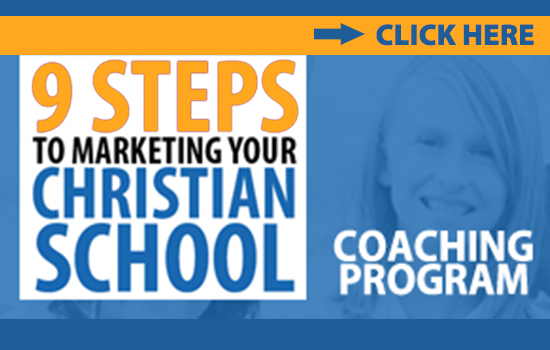 Randy Vaughn - 9 Steps to Marketing Your Christian School