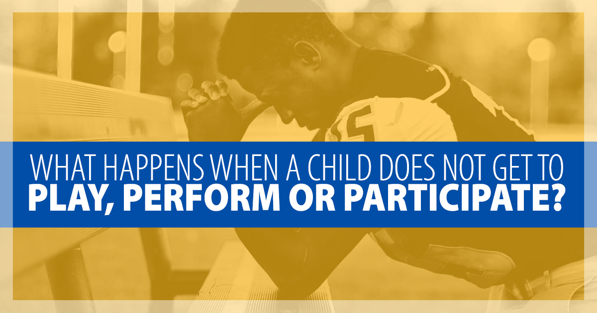 Prospective parents prefer opportunities to play, perform and participate (School Marketing)