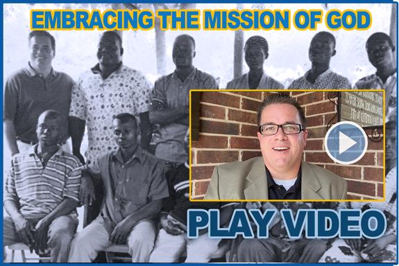 St. Patrick Inspiration: Embrace the Mission of God