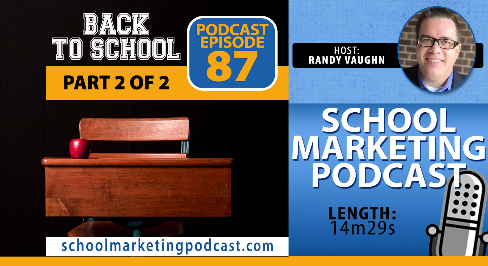 Back to School Marketing - Part 2 of 2 - Social Media and FDOS