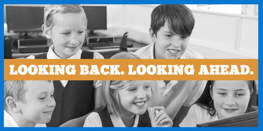 Enrollment Evaluation: Looking Back. Looking Ahead.